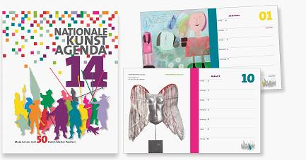 De Nationale Kunstagenda 2014